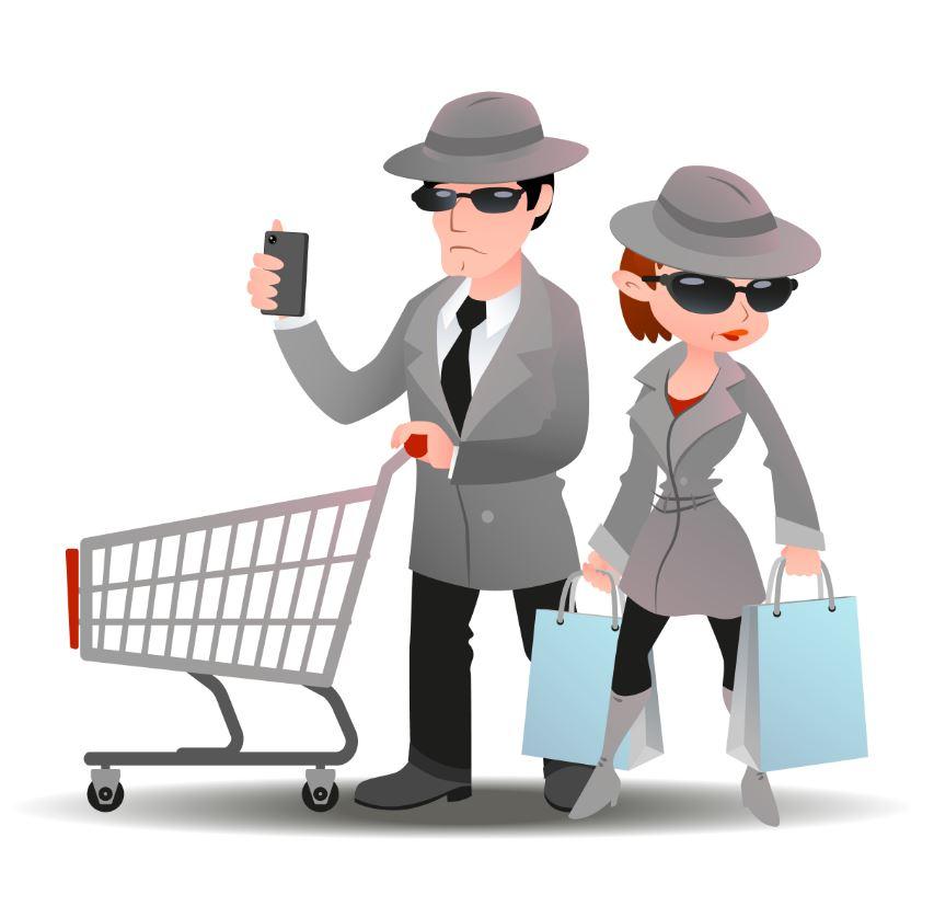 Проверка тайный покупатель