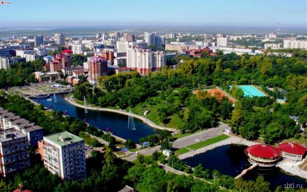 Раздача листовок Хабаровск