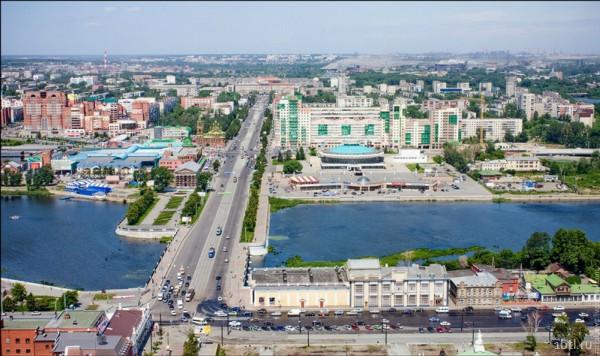 Раздача листовок в Челябинске