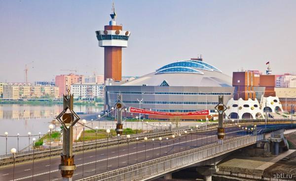 Раздача листовок в Якутске