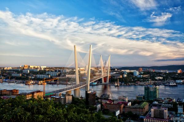 Раздача листовок во Владивостоке