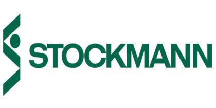 Логотип Стокманн