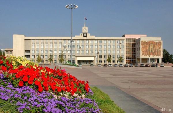 Раздача листовок в Каменске-Уральском