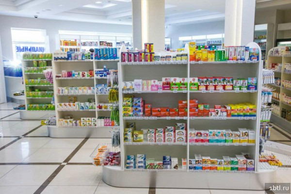 Мерчандайзинг в аптечной организации
